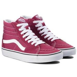 0b4f16da92f Vans Shoes - Vans Sk8-Hi Dry Rose   True White Skate Shoes